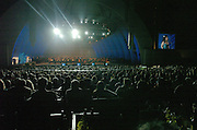6.23.2006-Hollywood, California- View from the crowd during the opening of the Hollywood Bowl.  photo by Joohn McCoy/staff photograper LA Daily News