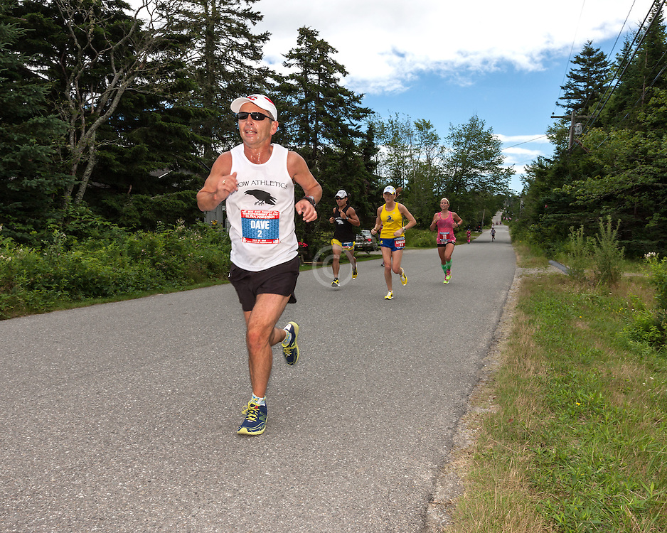 Great Cranberry Island Ultra 50K road race: Dave Nevitt