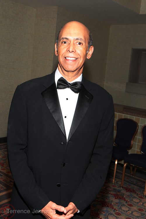 3 March 2011- New York, NY-  l to r:  Dr. Michael Lomax at the UNCF A Mind is Gala held at the Marriott Marquis Hotel on March 3, 2011 in New York City. Photo Credit: Terrence Jennings