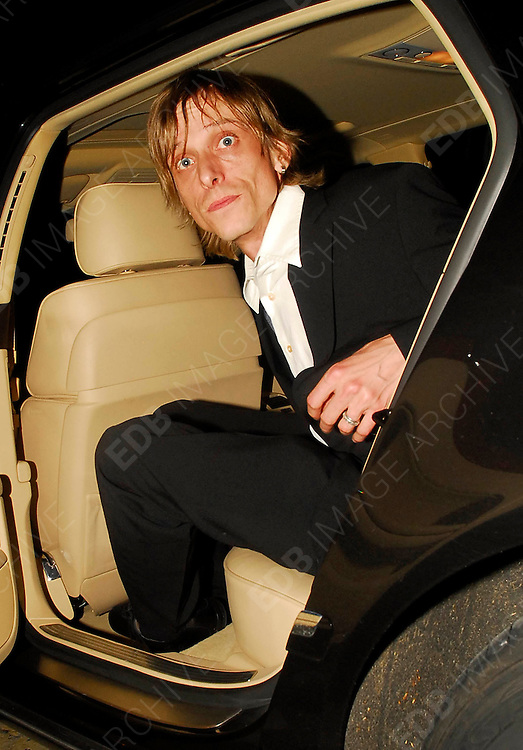 01.JULY.2007. LONDON<br /> <br /> MACKENZIE CROOK LEAVING THE DIANA CONCERT AFTERPARTY AT WEMBLEY ARENA.<br /> <br /> BYLINE: EDBIMAGEARCHIVE.CO.UK<br /> <br /> *THIS IMAGE IS STRICTLY FOR UK NEWSPAPERS AND MAGAZINES ONLY*<br /> *FOR WORLD WIDE SALES AND WEB USE PLEASE CONTACT EDBIMAGEARCHIVE - 0208 954 5968*