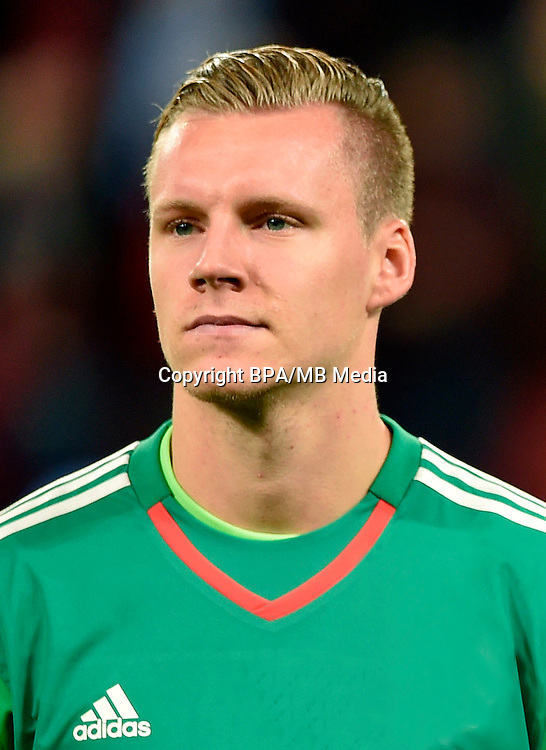 Uefa Euro FRANCE 2016 - <br /> Germany National Team - <br /> Bernd Leno