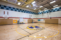 Architectural interior photo of Thunder Hill Elementary in Columbia, MD by Jeffrey Sauers of Commercial Photographics