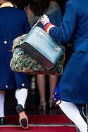 18-1-2017 AMSTERDAM - King Willem-Alexander and Queen Maxima hold Wednesday, January 18th for foreign diplomats. the traditional New Year Reception for Dutch guests. The receptions are held in the Royal Palace in Amsterdam. Both receipts Royal Highnesses Princess Beatrix and Princess Margriet of the Netherlands and Professor Pieter van Vollenhoven present. COPYRIGHT ROBIN UTRECHT<br /> 18-1-2017 AMSTERDAM - Koning Willem-Alexander en Koningin Maxima houden woensdag 18 januari voor buitenlandse diplomaten. de traditionele Nieuwjaarsontvangst voor Nederlandse genodigden.  De recepties vinden plaats in het Koninklijk Paleis Amsterdam. Bij beide ontvangsten zijn Koninklijke Hoogheden Prinses Beatrix en Prinses Margriet der Nederlanden en prof.mr. Pieter van Vollenhoven aanwezig . COPYRIGHT ROBIN UTRECHT