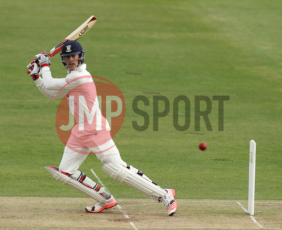 Durham's Keaton Jennings - Photo mandatory by-line: Robbie Stephenson/JMP - Mobile: 07966 386802 - 03/05/2015 - SPORT - Football - London - Lords  - Middlesex CCC v Durham CCC - County Championship Division One