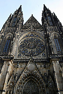 SAINT VITUS CATHEDRAL - PRAGUE CZECH REPUBLIC