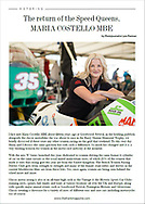 Maria Costello article in Frank magazine August Sept 2019 edition
