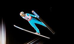 20.02.2015, Lugnet Ski Stadium, Falun, SWE, FIS Weltmeisterschaften Ski Nordisch, Skisprung, Herren, Qualifikation, im Bild Ronan Lamy Chappuis (FRA) // Ronan Lamy Chappuis of France during the Mens Skijumping Qualification of the FIS Nordic Ski World Championships 2015 at the Lugnet Ski Stadium, Falun, Sweden on 2015/02/20. EXPA Pictures © 2015, PhotoCredit: EXPA/ JFK