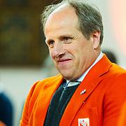 NLD/Den Haag/20180323 - Huldiging Olympische en Paralympische medaillewinnaars, Jac Orie