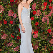 Jessica Barden attends Evening Standard Theatre Awards at Theatre Royal, on 18 November 2018, London, UK.