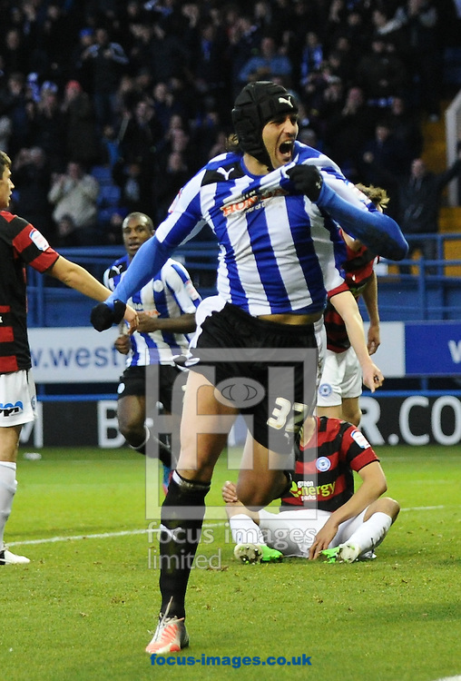 Picture by Richard Land/Focus Images Ltd +44 7713 507003.03/11/2012.\sw of Sheffield Wednesday and \posh of Peterborough United during the npower Championship match at Hillsborough, Sheffield.