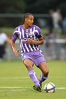 FOOTBALL - FRIENDLY GAMES 2010/2011 - OLYMPIQUE MARSEILLE v TOULOUSE FC - 21/07/2010 - PHOTO ERIC BRETAGNON / DPPI - DANIEL CONGRE (TFC)