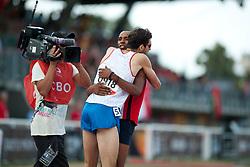 SHAROV Egor, ZHIOU Abderrahim, RUS, TUN, 800m, T12, 2013 IPC Athletics World Championships, Lyon, France