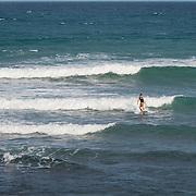 surfer at Jialeshui, Kenting, Pingtung County, Taiwan