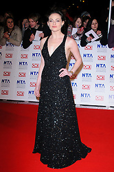 Lara Pulver at the National Television Awards held in London on Wednesday, 25th January 2012. Photo by: i-Images