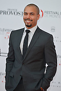 Bryton James on the red carpet for the inauguration of the Monte-Carlo Film Festival of Television. Monte-Carlo, 13 june 2015, Monaco