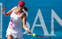 Petra Kvitova of Czech republic at 1st Round of Singles at Banka Koper Slovenia Open WTA Tour tennis tournament, on July 20, 2010 in Portoroz / Portorose, Slovenia. (Photo by Vid Ponikvar / Sportida)