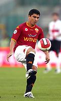 Fotball<br /> Italia<br /> Foto: Inside/Digitalsport<br /> NORWAY ONLY<br /> <br /> 29.09.2007<br /> Roma v Inter 1-4<br /> <br /> David Pizarro Roma