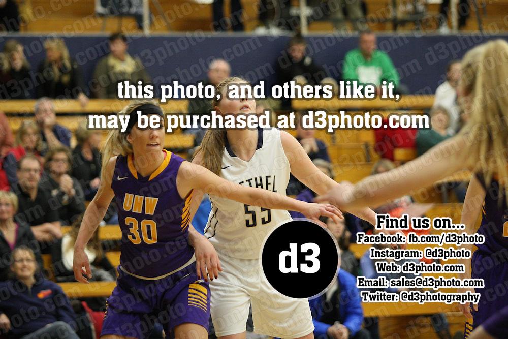 NCAA Div. III Women's Basketball: Bethel Royals vs. Northwestern (Minn.) Eagles