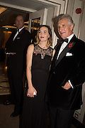 VICTORIA PENDLETON; ARNAUD BAMBERGER, Cartier 25th Racing Awards, the Dorchester. Park Lane, London. 10 November 2015