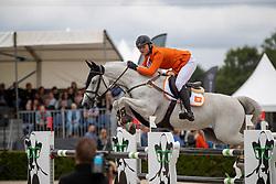 Van De Mheen Rowen, NED, Q Verdi<br /> European Jumping Championship <br /> Zuidwolde 2019<br /> © Hippo Foto - Dirk Caremans<br /> Van De Mheen Rowen, NED, Q Verdi
