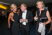 KATHERINE JENKINS; ANDREW LLOYD-WEBBER; LADY LLOYD-WEBBER, 2012 GQ Men of the Year Awards,  Royal Opera House. Covent Garden, London.  3 September 2012