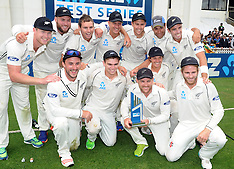 Wellington-Cricket, New Zealand v Sri Lanka, 2nd test, day 5