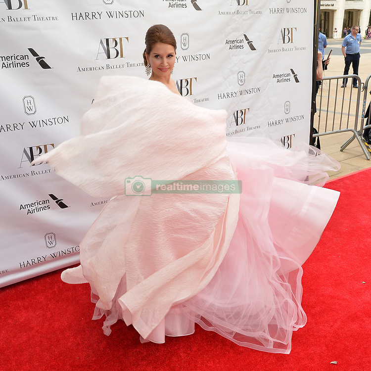 May 20, 2019 - New York, NY, USA - May 20, 2019  New York City..Jean Shafiroff attending arrivals to the American Ballet Theater  Spring Gala at the Metropolitan Opera House in Lincoln Center on May 20, 2019 in New York City. (Credit Image: © Kristin Callahan/Ace Pictures via ZUMA Press)