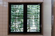 window view of garden  Japan Kyoto