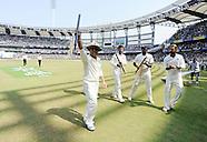 Cricket - India v West Indies 2nd Test Day 3 Mumbai