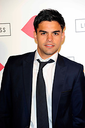 """Lulu Guinness Paint Project.<br /> Sean Teale attends the """"Lulu Guinness paint project in collaboration with beautiful crime and their artist Joseph Steele"""" Held at the old sorting office, Oxford street,<br /> London, United Kingdom<br /> Thursday, 11th July 2013<br /> Picture by Chris  Joseph / i-Images"""