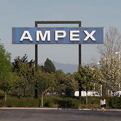 Ampex Sign