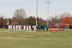 MSOC Championship Match - Liberty vs GWU
