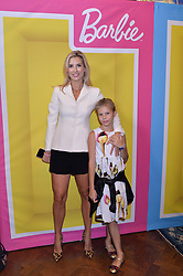 Agata Krysiak and daughter Maria Krysiak at The Art of @barbiestyle Book Launch held at Maison Assouline, Piccadilly, London on 15 June 2017.Photo by Dominic O'Neill/SilverHub 0203 174 1069/ 07711972644 - Editors@silverhubmedia.com
