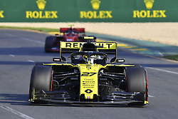 March 16, 2019 - Melbourne, Australia - Motorsports: FIA Formula One World Championship 2019, Grand Prix of Australia, ..#27 Nico Hulkenberg (GER, Renault F1 Team) (Credit Image: © Hoch Zwei via ZUMA Wire)