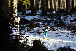 Caroline Colombo (FRA) during the Women 15 km Individual Competition at day 2 of IBU Biathlon World Cup 2019/20 Pokljuka, on January 23, 2020 in Rudno polje, Pokljuka, Pokljuka, Slovenia. Photo by Peter Podobnik / Sportida