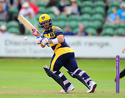 David Lloyd of Glamorgan in action.  - Mandatory by-line: Alex Davidson/JMP - 24/07/2016 - CRICKET - Cooper Associates County Ground - Taunton, United Kingdom - Somerset v Glamorgan - Royal London One Day