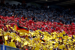 July 22, 2018 - Hockenheim, Germany - Motorsports: FIA Formula One World Championship 2018, Grand Prix of Germany, . Fans  (Credit Image: © Hoch Zwei via ZUMA Wire)