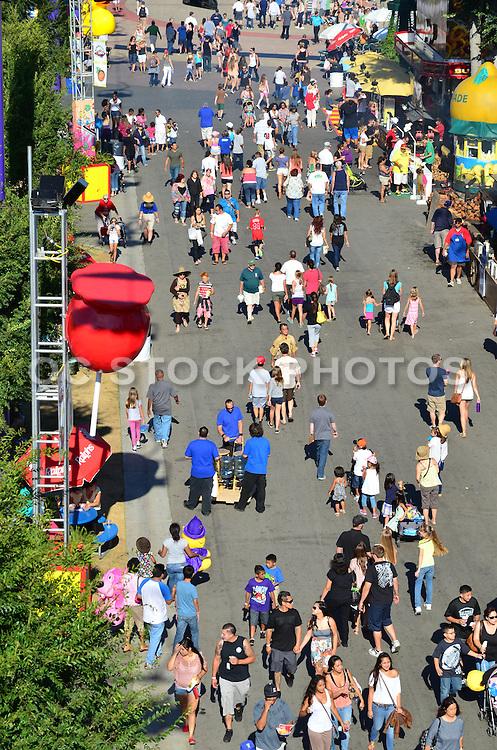 Summer Fun At The OC Fair Grounds