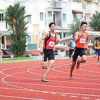 B Division Boys 400m
