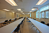 Interior and Exterior Photography of Mater Dei School in Bethesda, MD