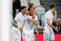 - Photo mandatory by-line: Rogan Thomson/JMP - 07966 386802 - 31/03/2015 - SPORT - FOOTBALL - Turin, Italy - Juventus Stadium - Italy v England - FIFA International Friendly Match.