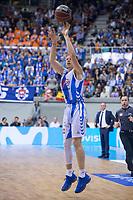 Gipuzkoa Basket Jordan Swing during Liga Endesa match between San Pablo Burgos and Gipuzkoa Basket at Coliseum Burgos in Burgos, Spain. December 30, 2017. (ALTERPHOTOS/Borja B.Hojas)