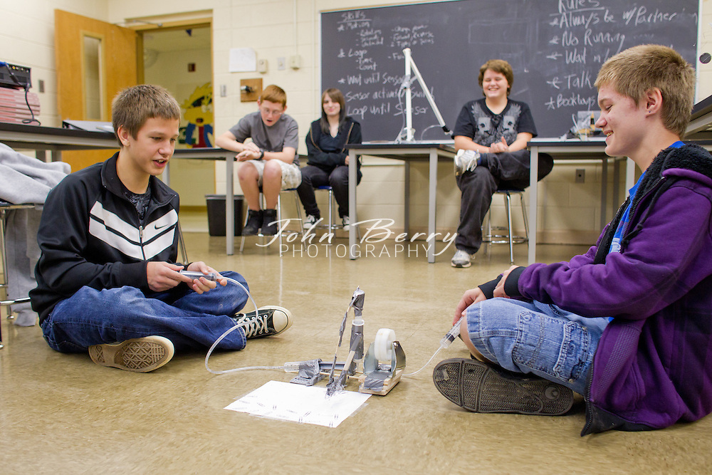 September/16/11:  Madison County Public Schools.  Wetsel Middle School.
