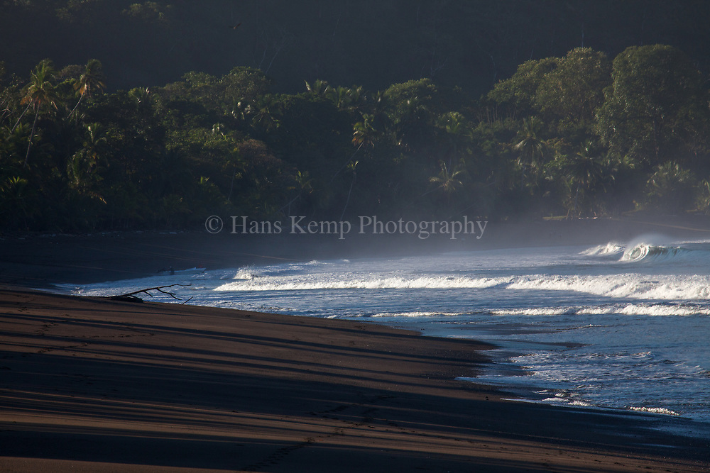 Costa Rica, Osa Peninsula beach