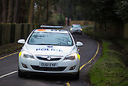 General View of  Mill lane close to Boris Berezovsky's home Titness Park in Ascot on Sunday 24, March 2013....Yesterday Berezovsky was found dead at his home aged 67............................................Not Reuters,Getty,AP,AFP,PA