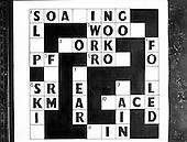 1955 Copy of Cross Words