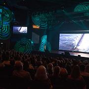 NLD/Scheveningen/20180630 - Koning bij Award Diner Volvo Ocean Race, overzicht zaal World Forum