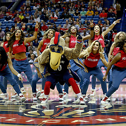 Jan 20, 2017; New Orleans, LA, USA; XXXX during the second quarter of a game at the Smoothie King Center. Mandatory Credit: Derick E. Hingle-USA TODAY Sports