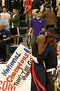 Players celebrate following Findlay Prep's victory in the 2009 ESPN Rise High School Basketball Invitational Tournament.