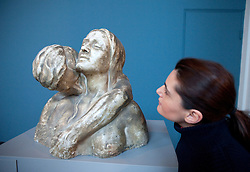 Instinct (The Kiss) by Kai Nielson at Ny Carlsberg Glyptotek Museum Copenhagen